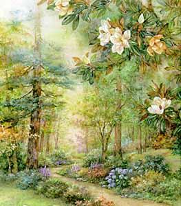 Magnolia Path