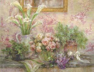 Les fleurs d'amour