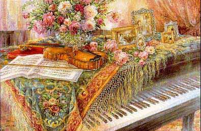 Music Room III - Composer's Retreat