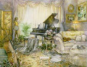 Music Room VII - Afternoon Repose