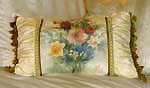 Spring Bulbs Pillow